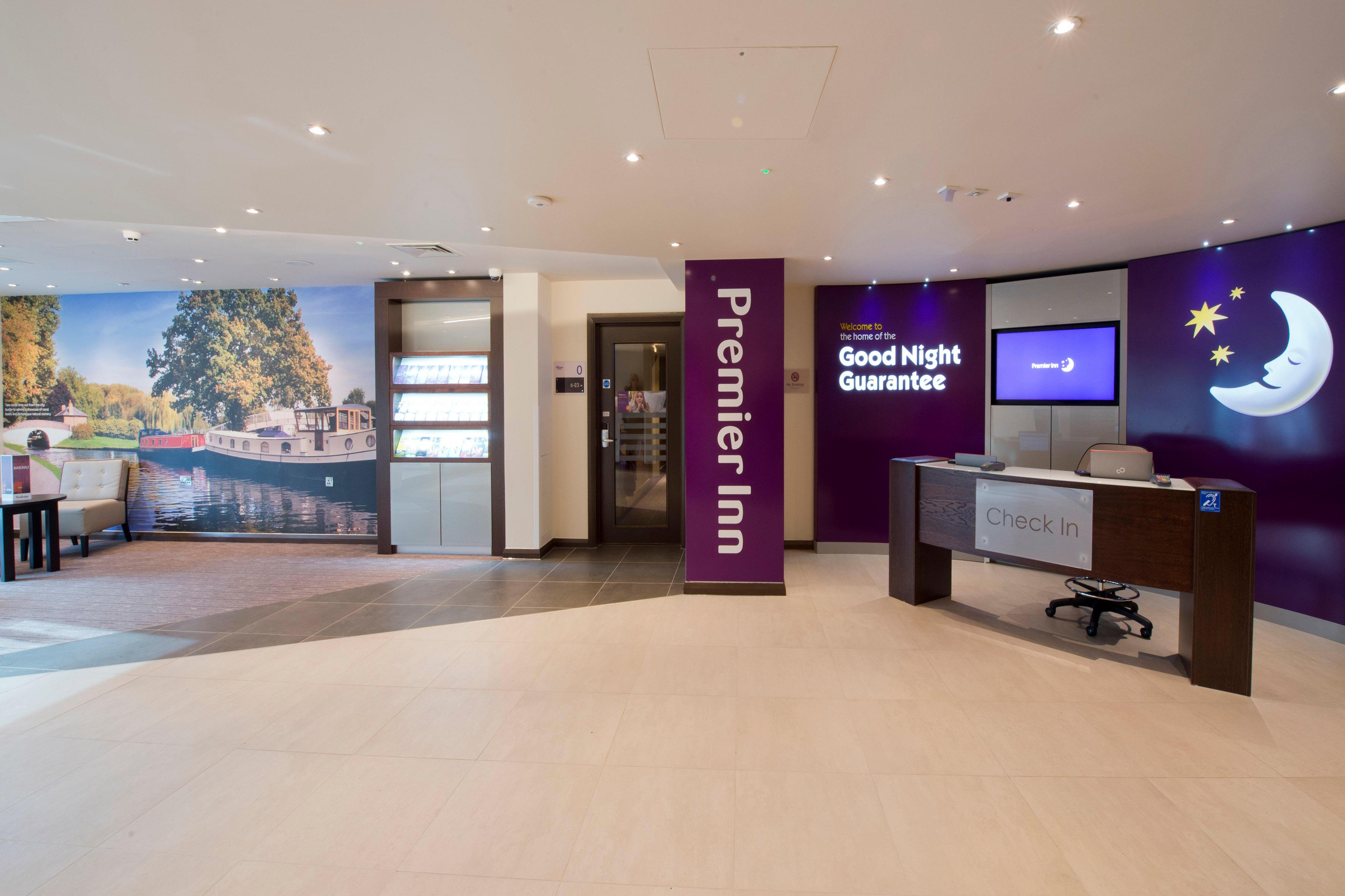 Premier Inn London Uxbridge hotel