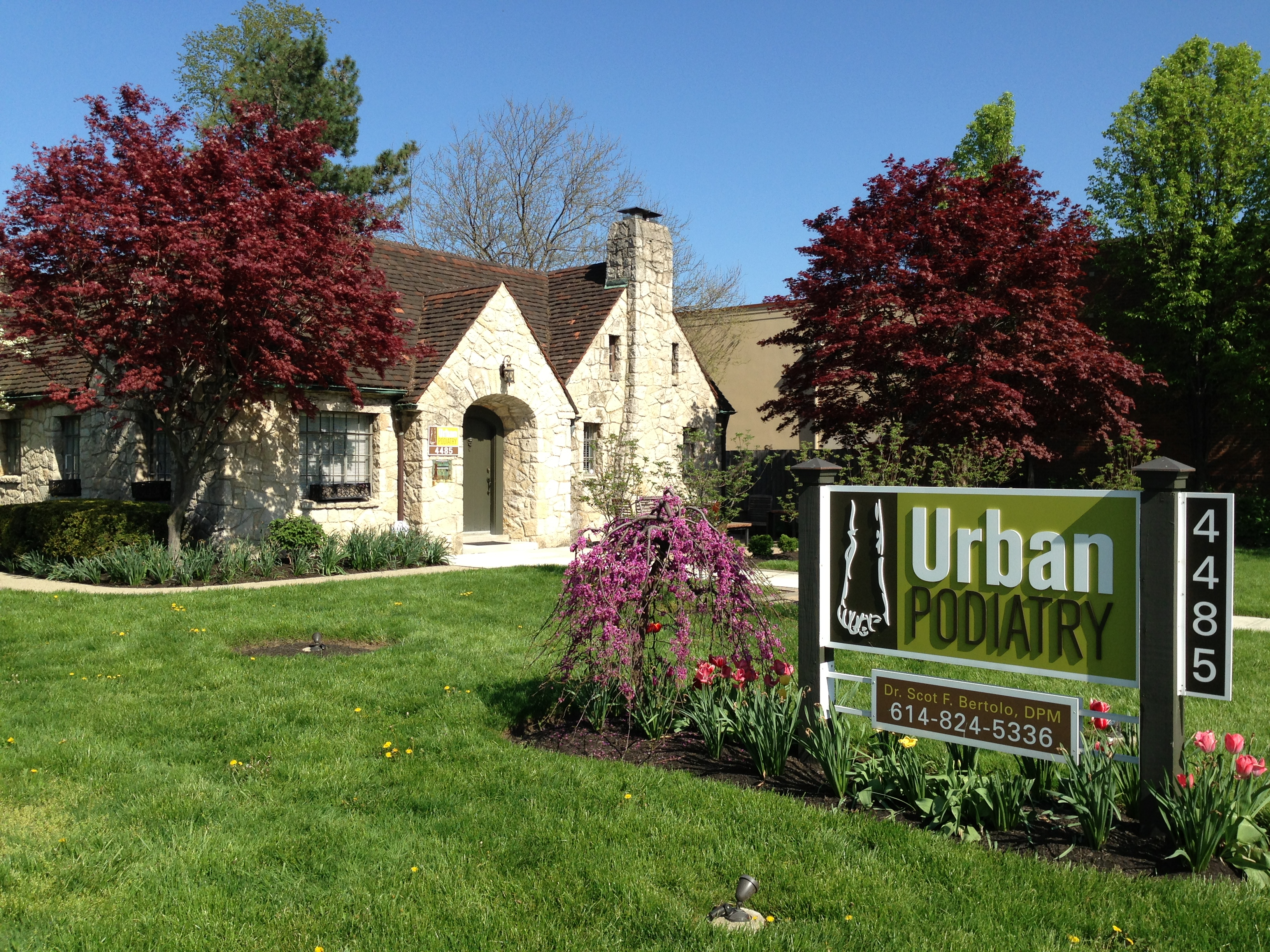 Urban Podiatry LLC - Columbus, OH -