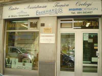 Bruno Emanuele Orologeria Centro Riparazione Orologi