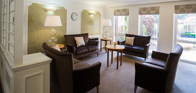 Queensmount Care Home - Bupa