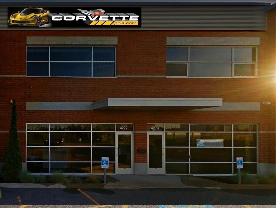 Corvette Plus P V Inc