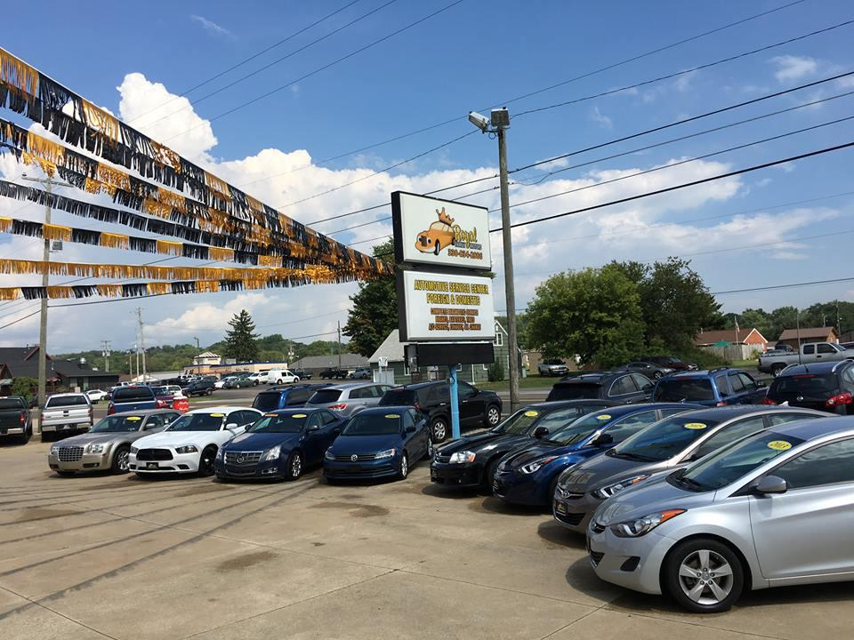 Royal family motors in north canton oh auto dealers for Royal family motors canton