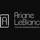 Ariane LeBlanc Courtier Immobilier Résidentiel