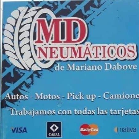 MD NEUMATICOS DE MARIANO DAVOBE