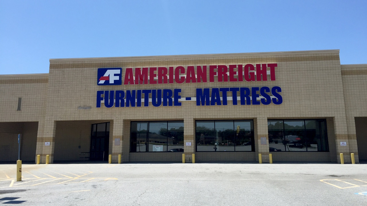home decor stores in columbus ga american freight furniture and mattress columbus 13319