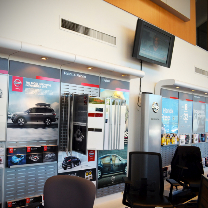 Autonation Thornton Road >> AutoNation Nissan Thornton Road - Lithia Springs, GA - Business Profile