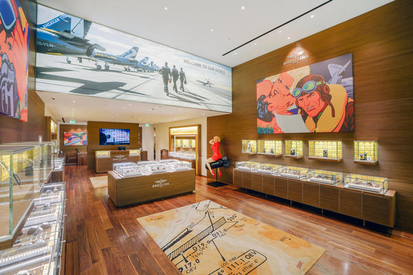 Breitling Boutique Manchester, Trafford Centre