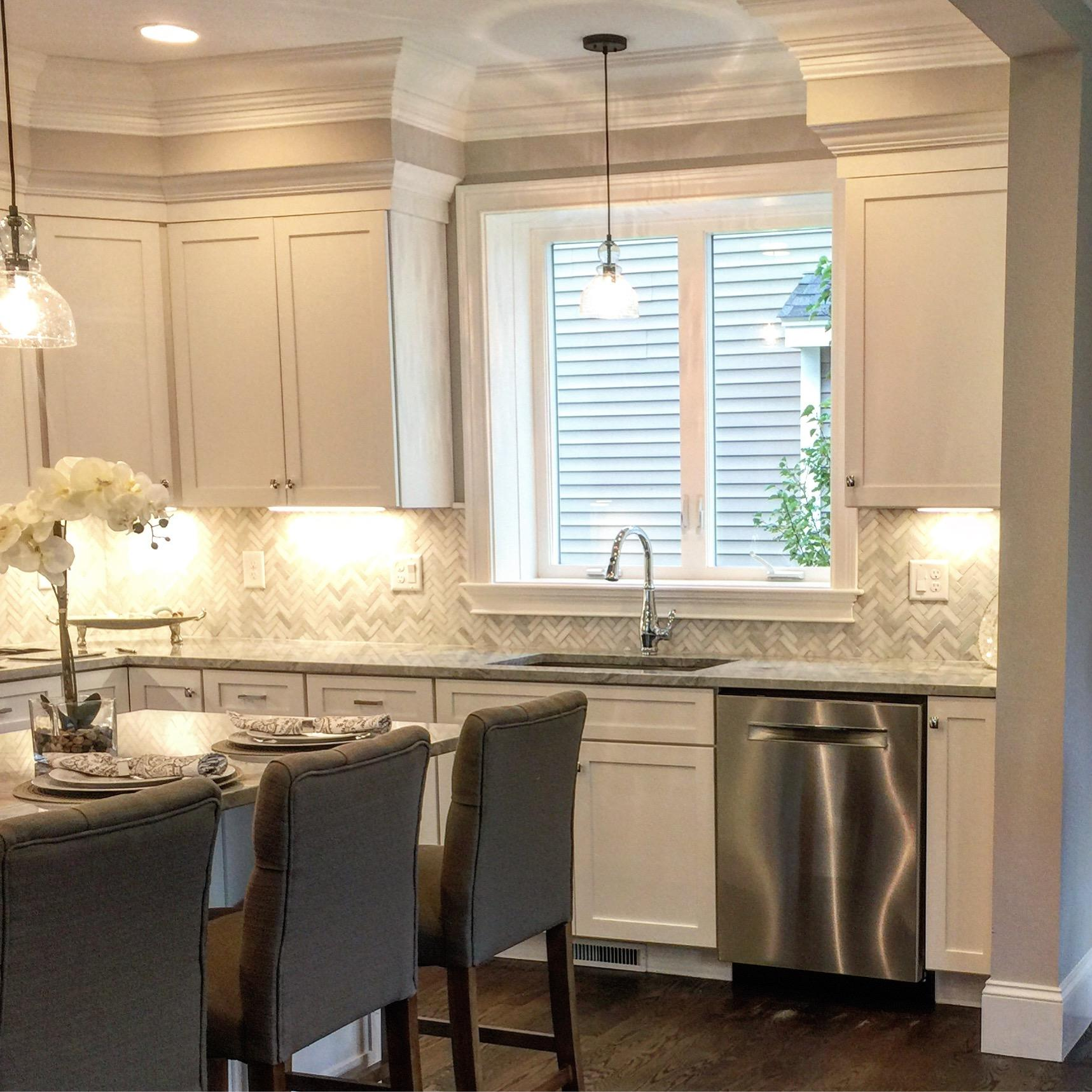 Creative design interiors kitchen and bath medford for Kitchen and bath