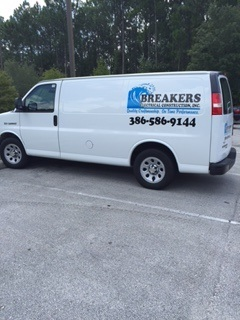 Electrician in FL Palm Coast 32137 Breakers Electrical Construction Inc 15 Hargrove Ln  (386)586-9144
