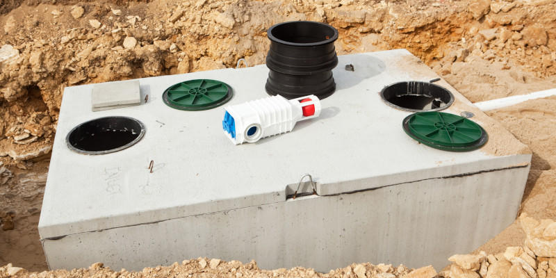 Keep your septic system performing its best with our septic maintenance services.