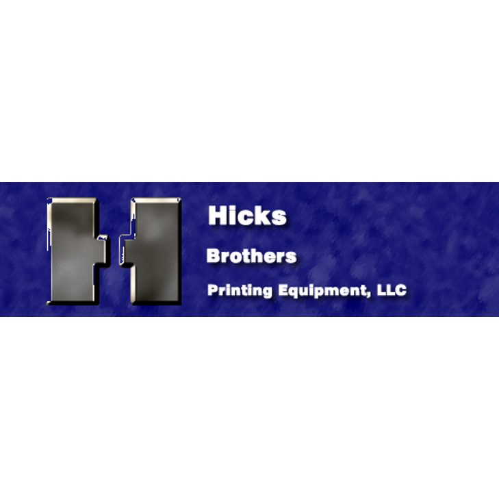 Hicks Brothers Printing Equipment LLC