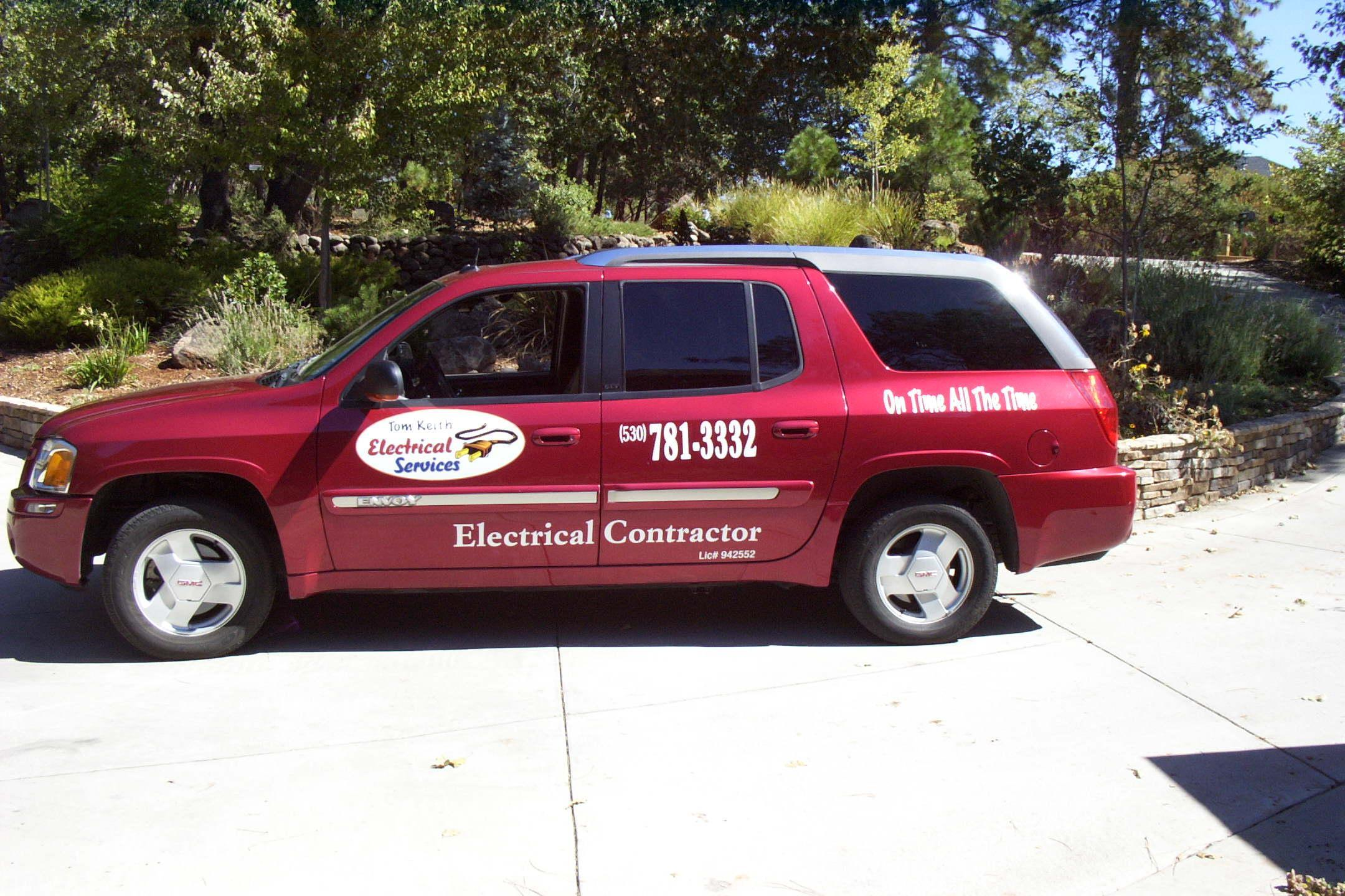 Tom Keith Electrical Services