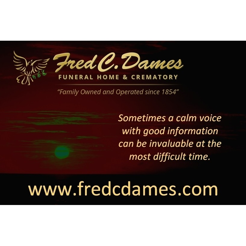 Fred C Dames Funeral Home and Crematory - Joliet, IL - Funeral Homes & Services