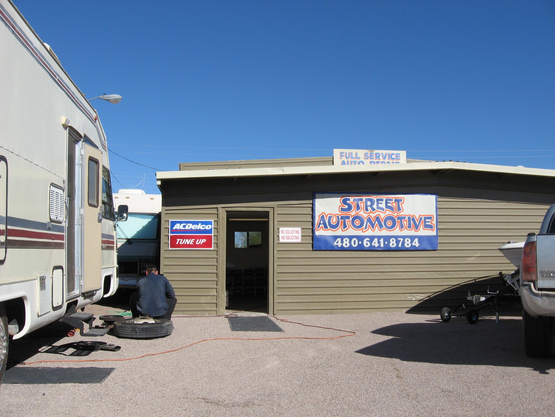 Street Automotive In Mesa Az 85205