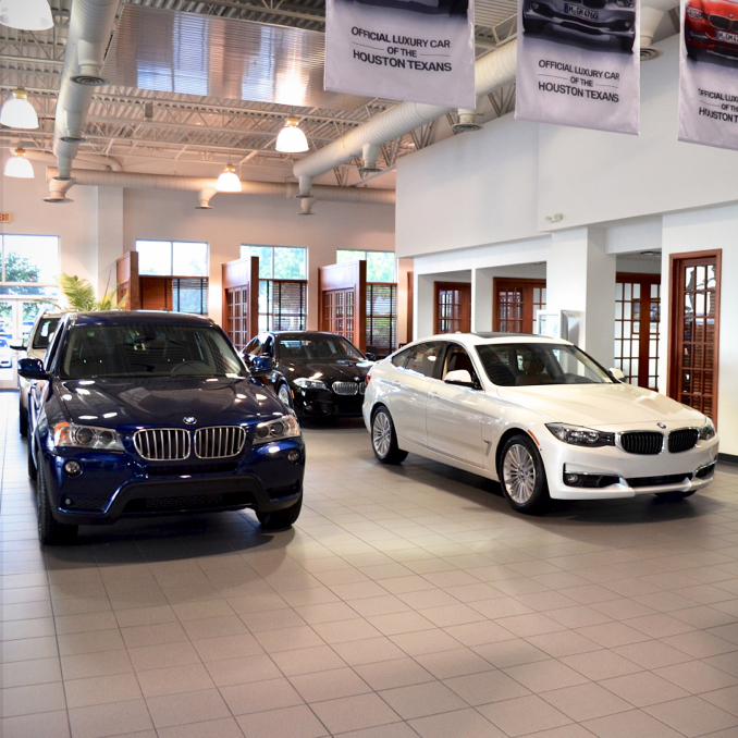 Bmw of houston north houston texas tx for Mercedes benz north houston service coupons