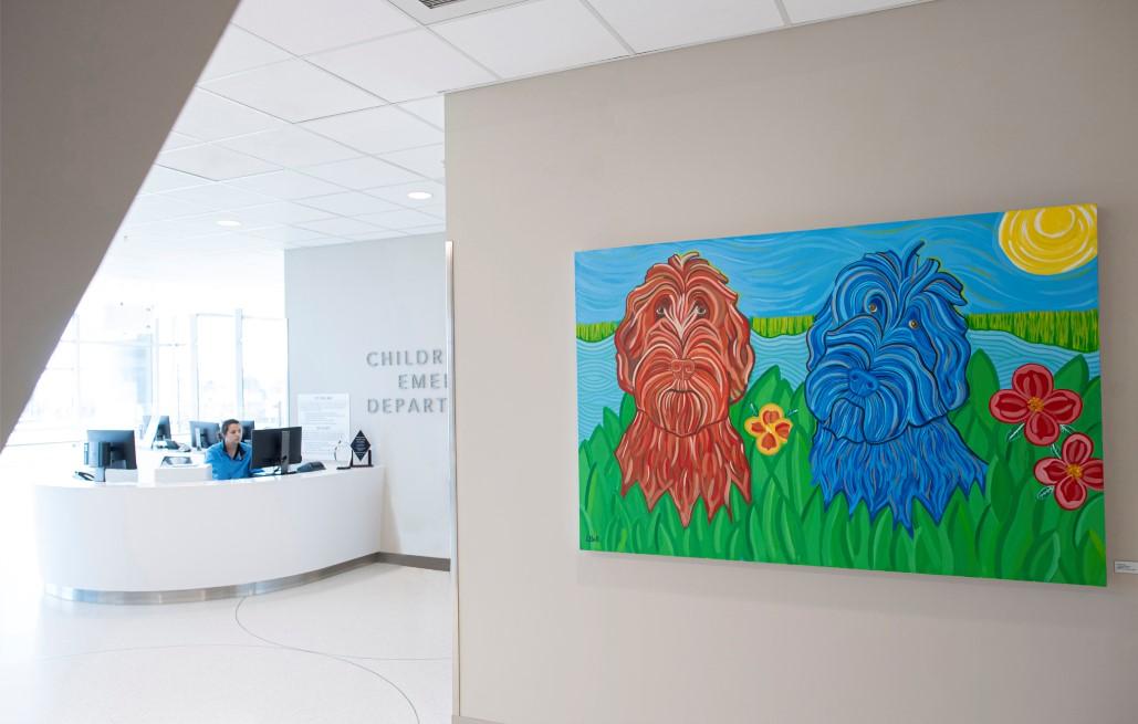 MUSC Children's Health Pediatric Emergency Department