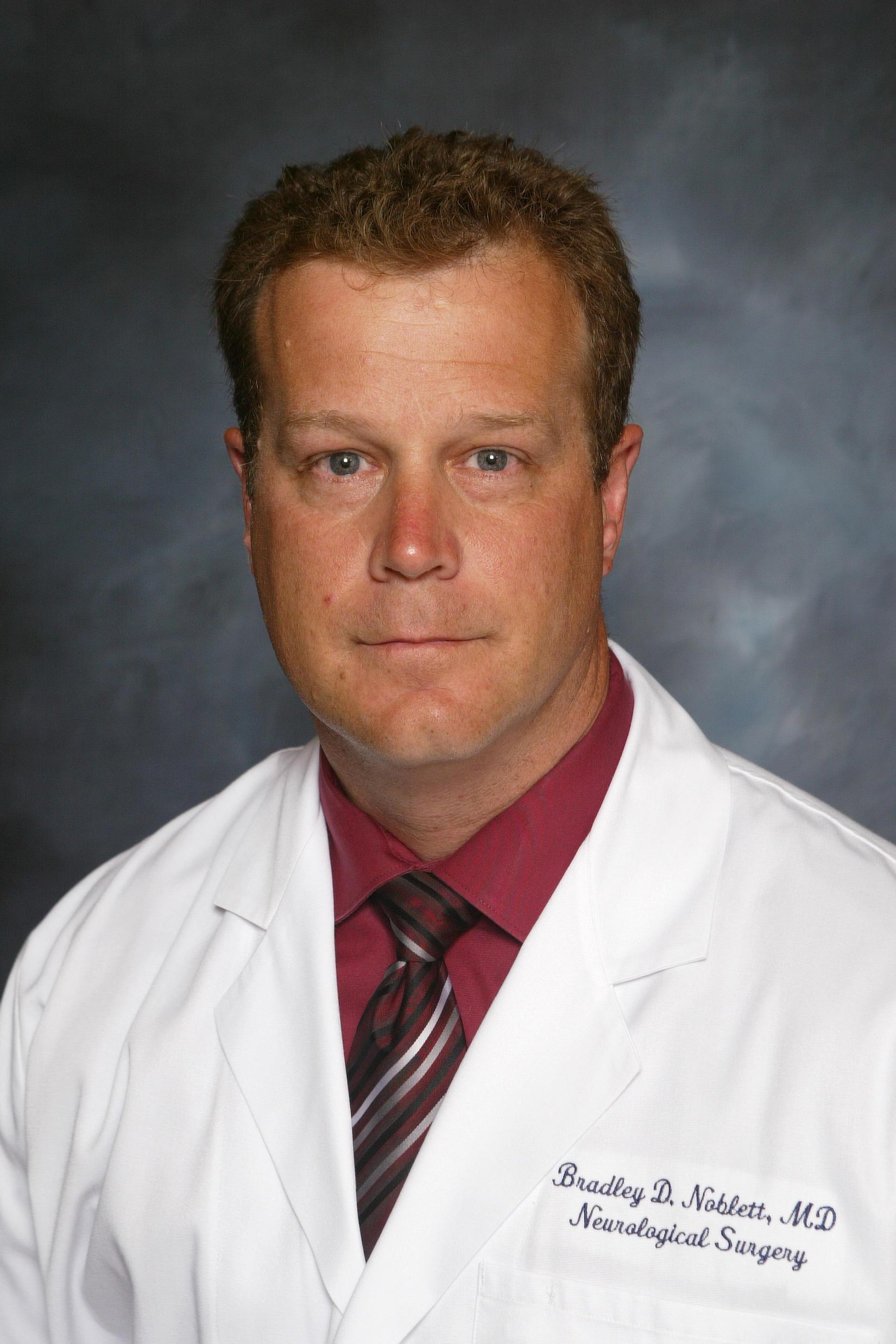 Image For Dr. Bradley D. Noblett MD