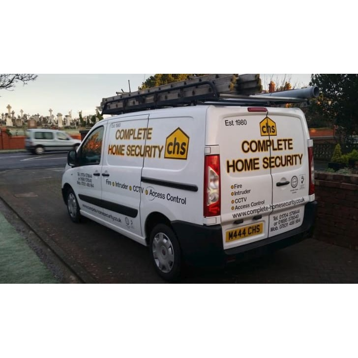 Complete Home Security - Southport, Merseyside PR8 3BN - 01704 579844 | ShowMeLocal.com