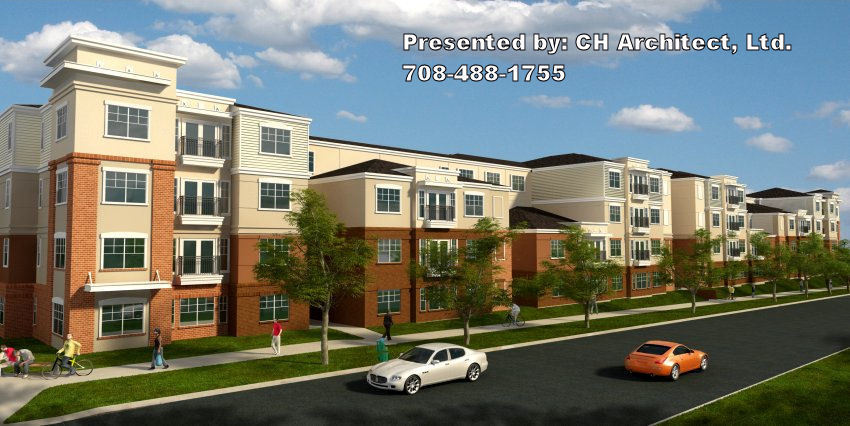 Ch architect ltd oak park illinois il for Local residential architects near me