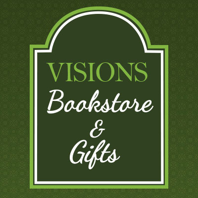 Visions Bookstore & Gifts logo