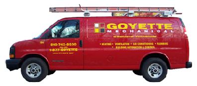 Goyette Mechanical Co In Flint Mi 48506
