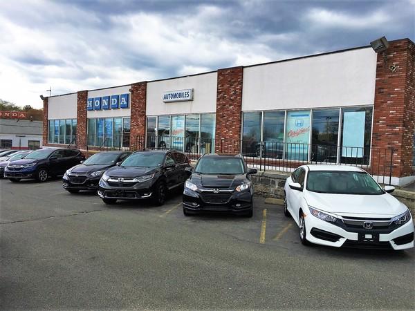Weymouth used car dealers for Honda weymouth ma