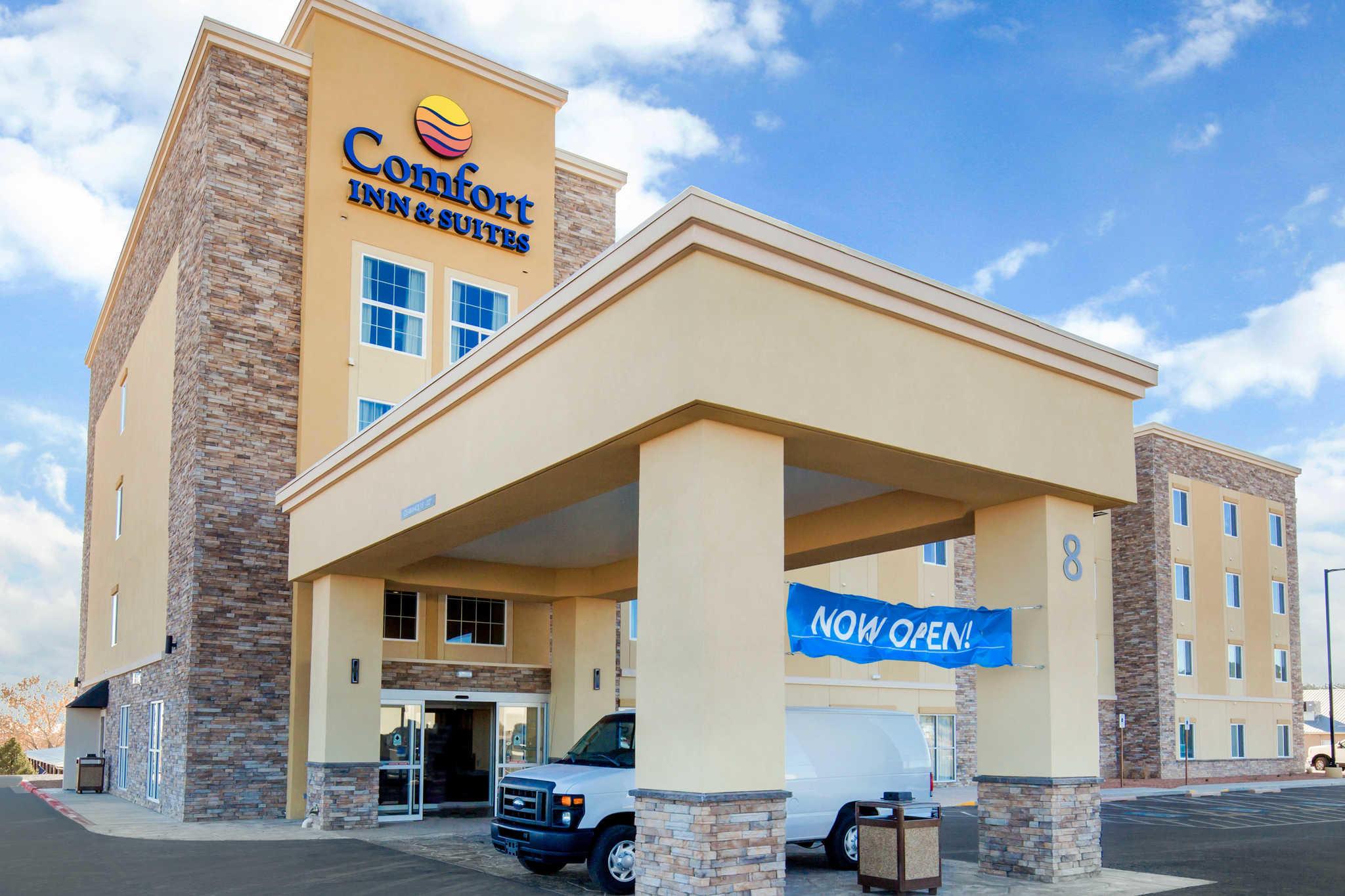 Comfort Inn  U0026 Suites In Edgewood  Nm 87015