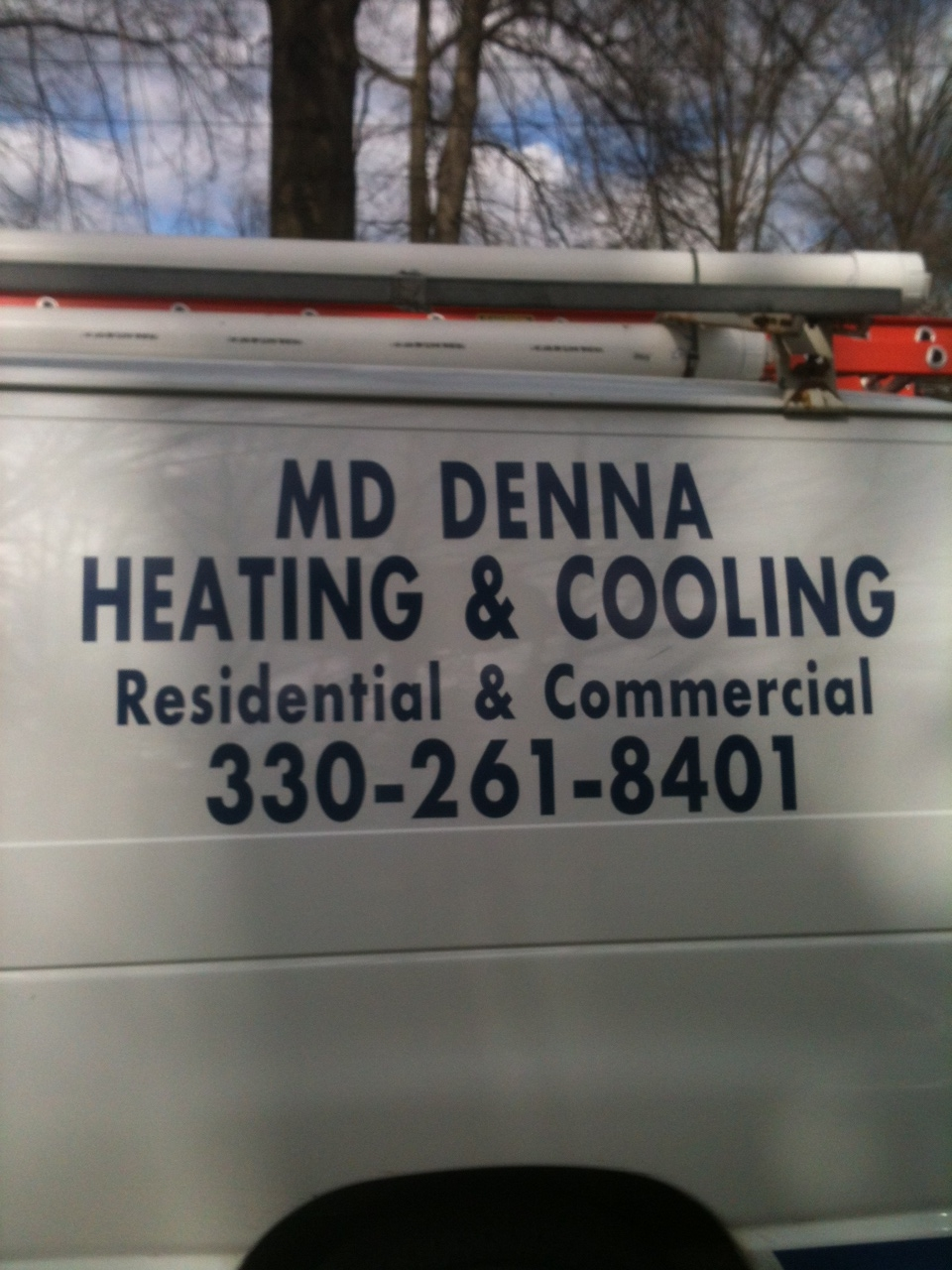 MD Denna Heating and Cooling Inc. - Warren, OH - Heating & Air Conditioning