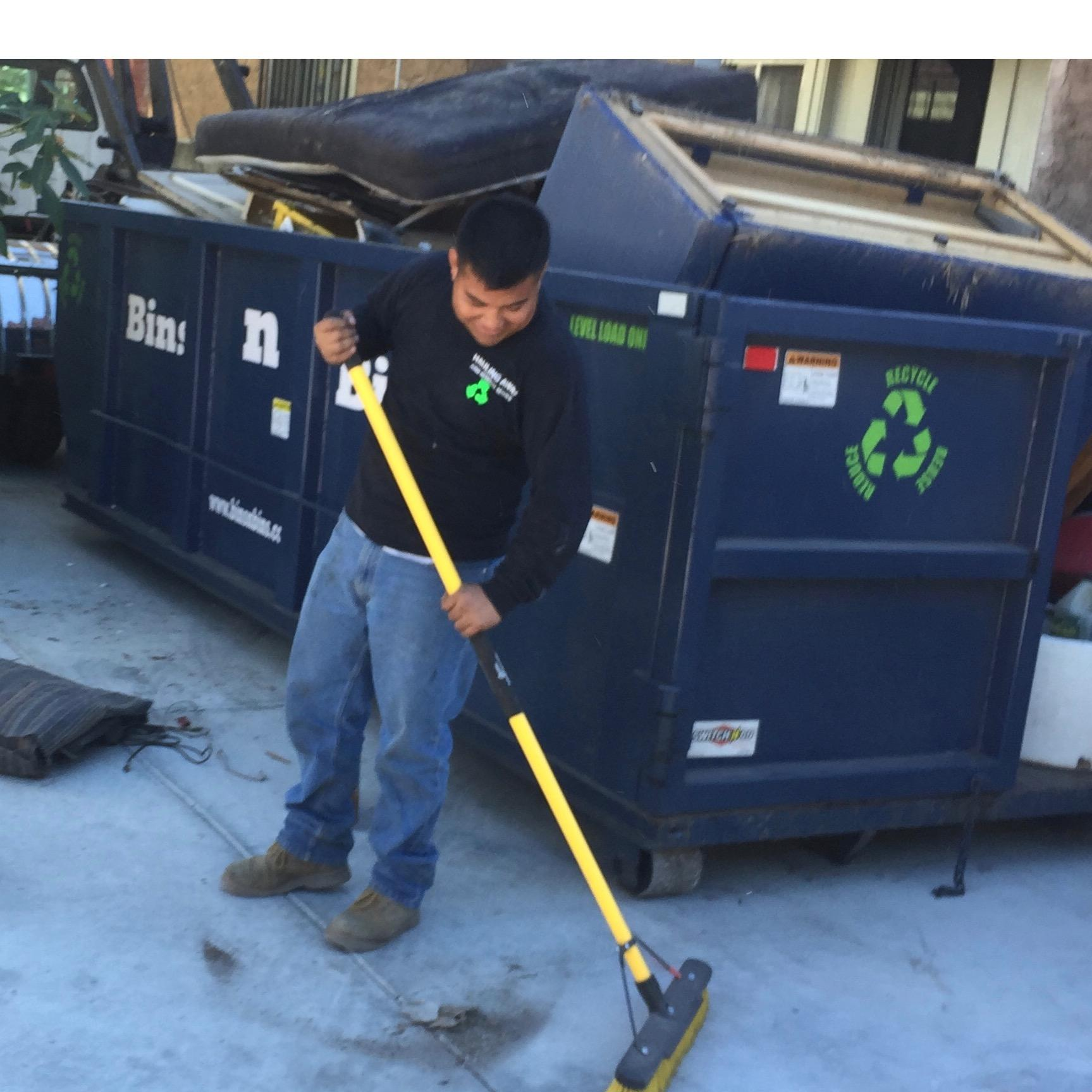 Junk Removal in Los Angeles, California, United States