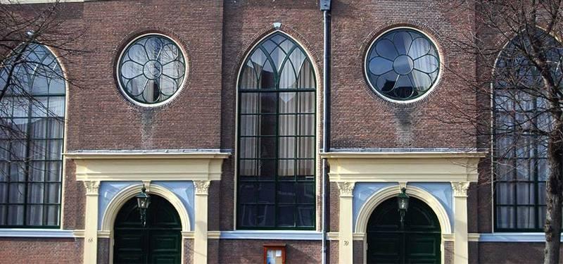 Herengrachtkerk Gereformeerde Kerk Vrijgemaakt