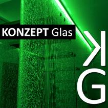 Konzept Glas OG