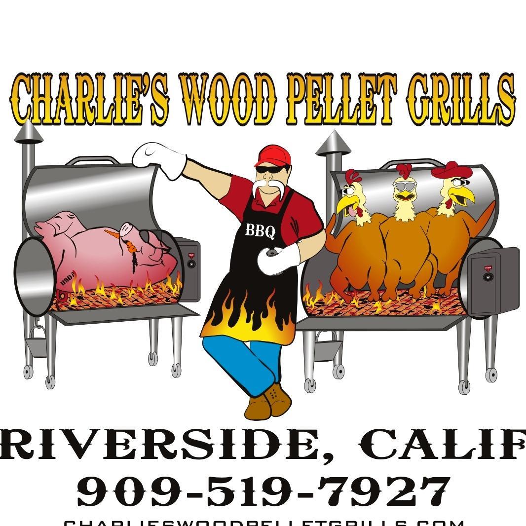 Charie's Wood Pellet Grills
