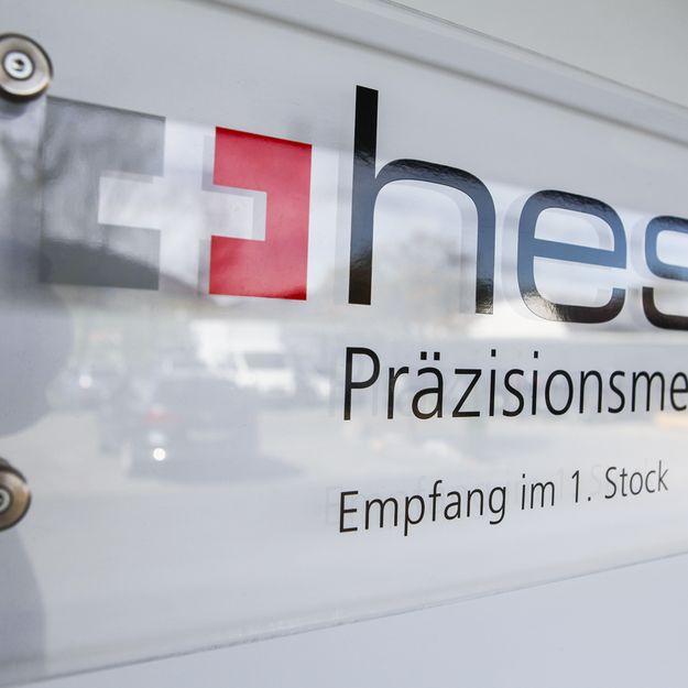 Hess Präzisionmechanik