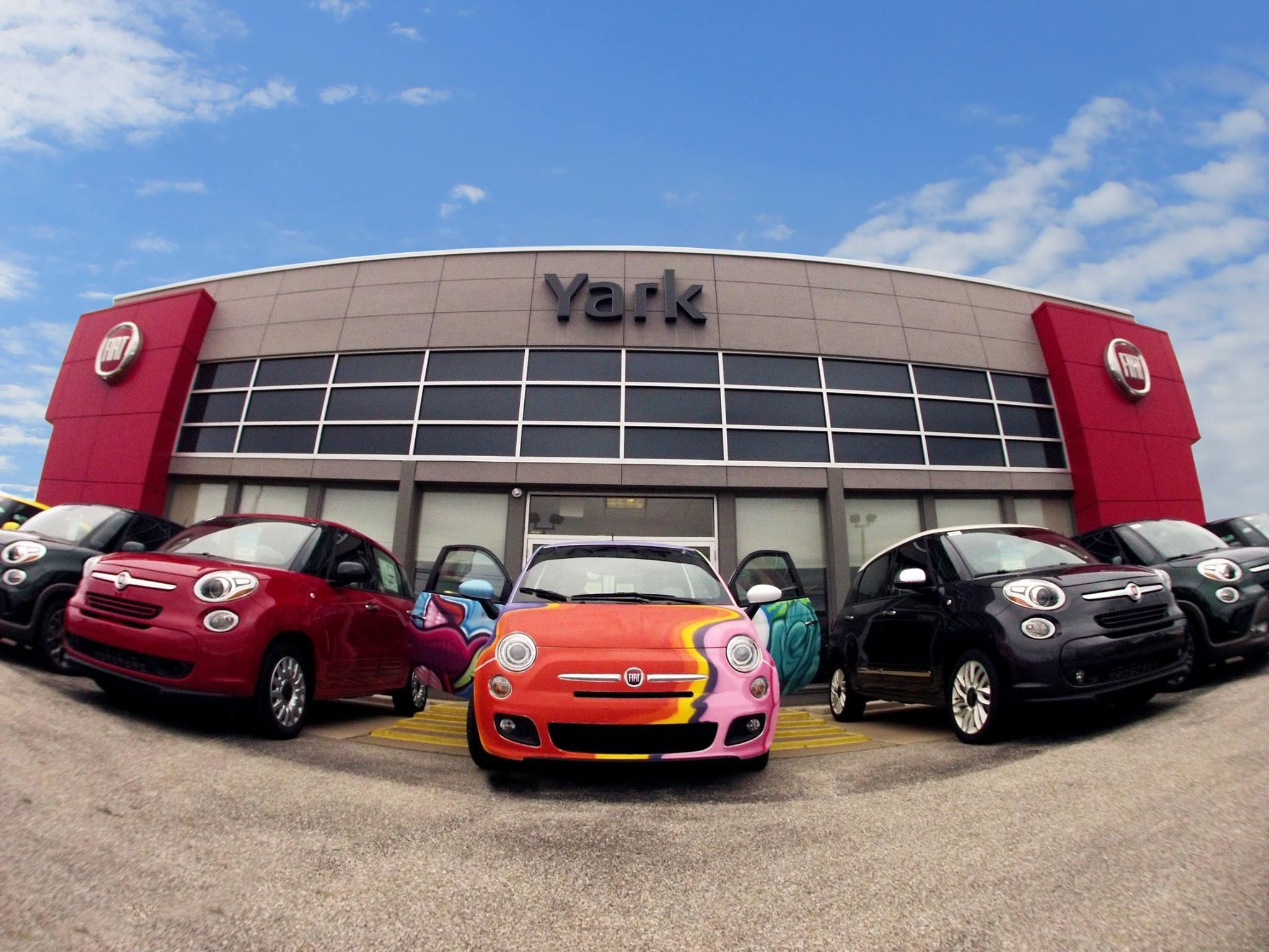 Yark Alfa Romeo Fiat In Toledo Oh 43615