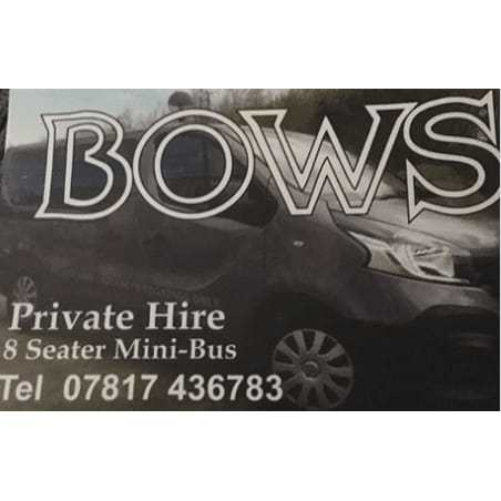 Bows Private Hire - St. Columb, Cornwall TR9 6TN - 07817 436783 | ShowMeLocal.com