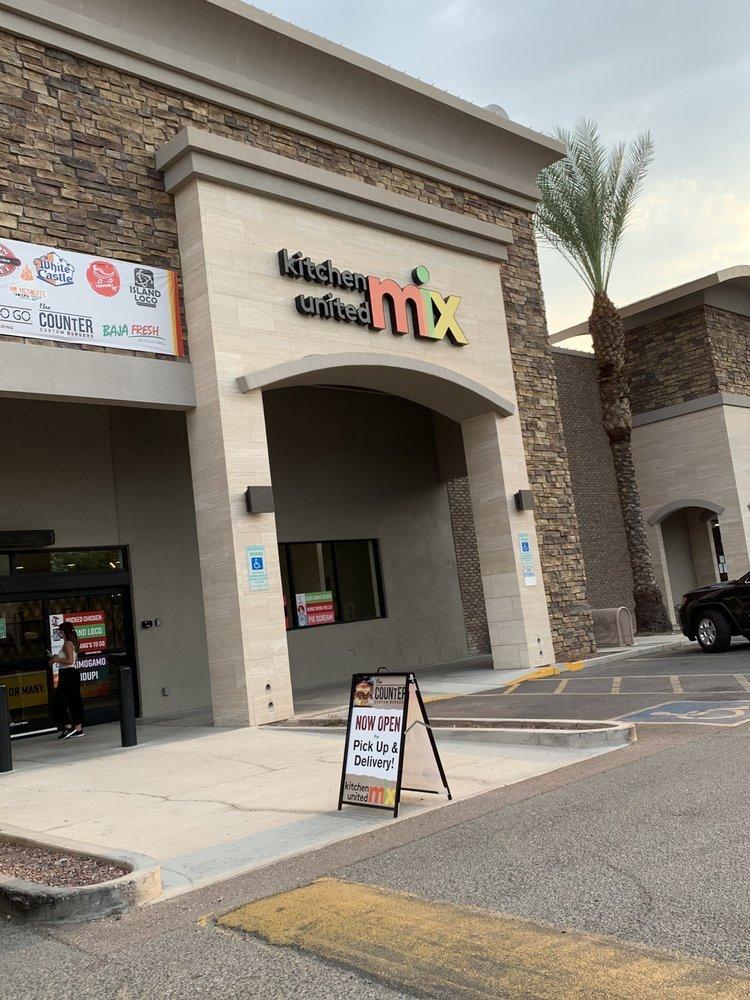 Kitchen United Mix Restaurants Scottsdale Arizona