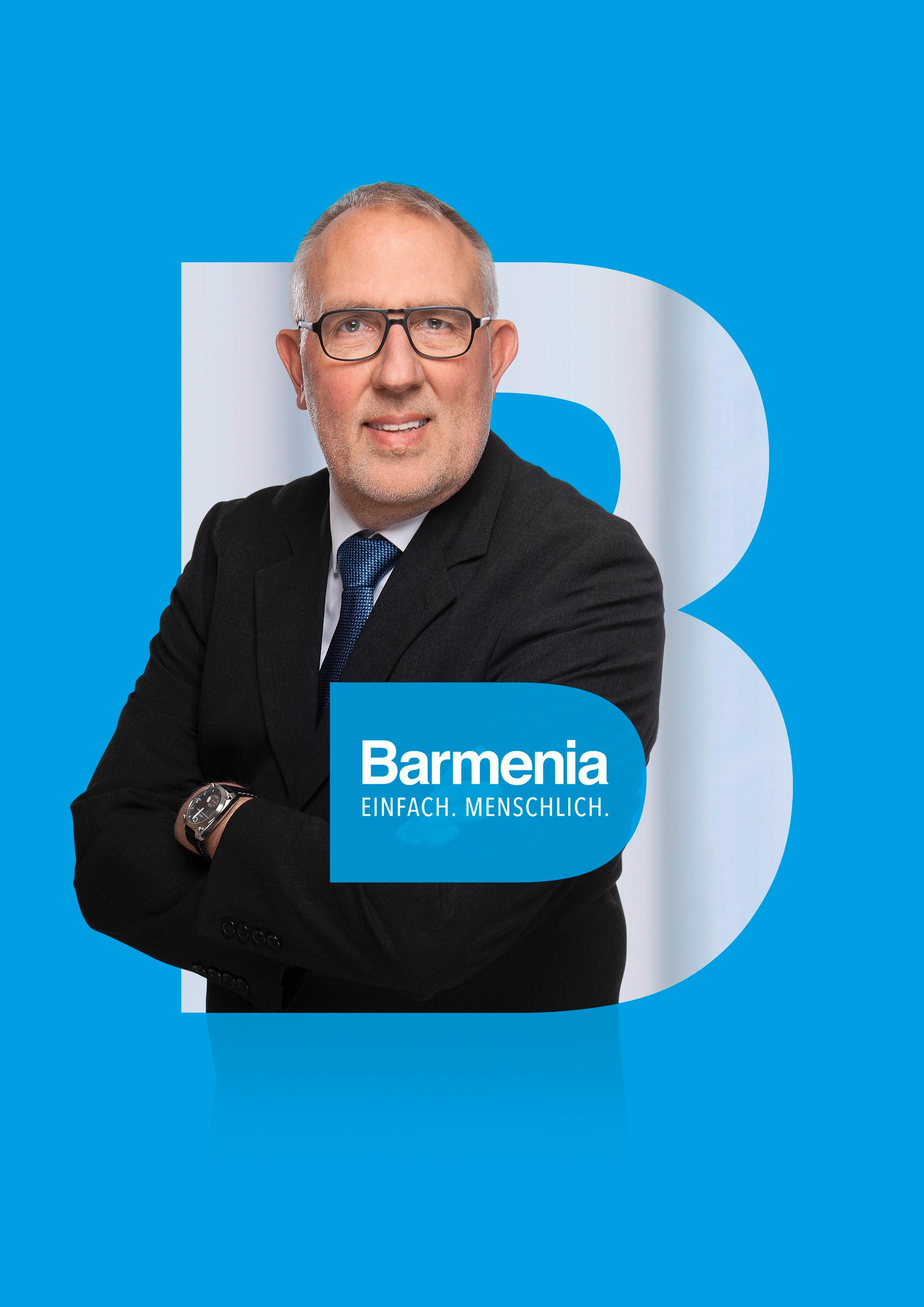 Barmenia Versicherung - Andreas Burkhardt