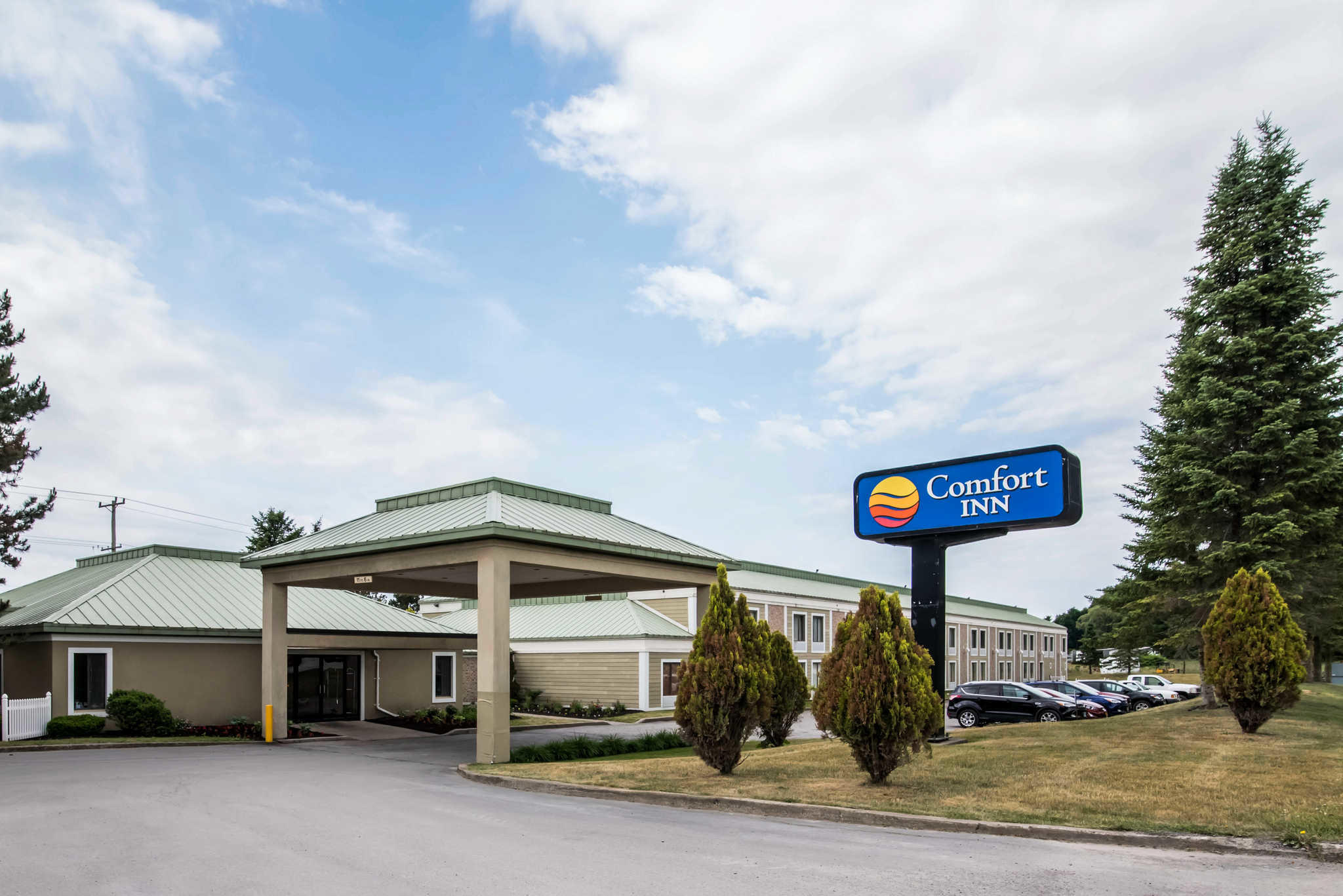 Hotels Near Cortland Ny