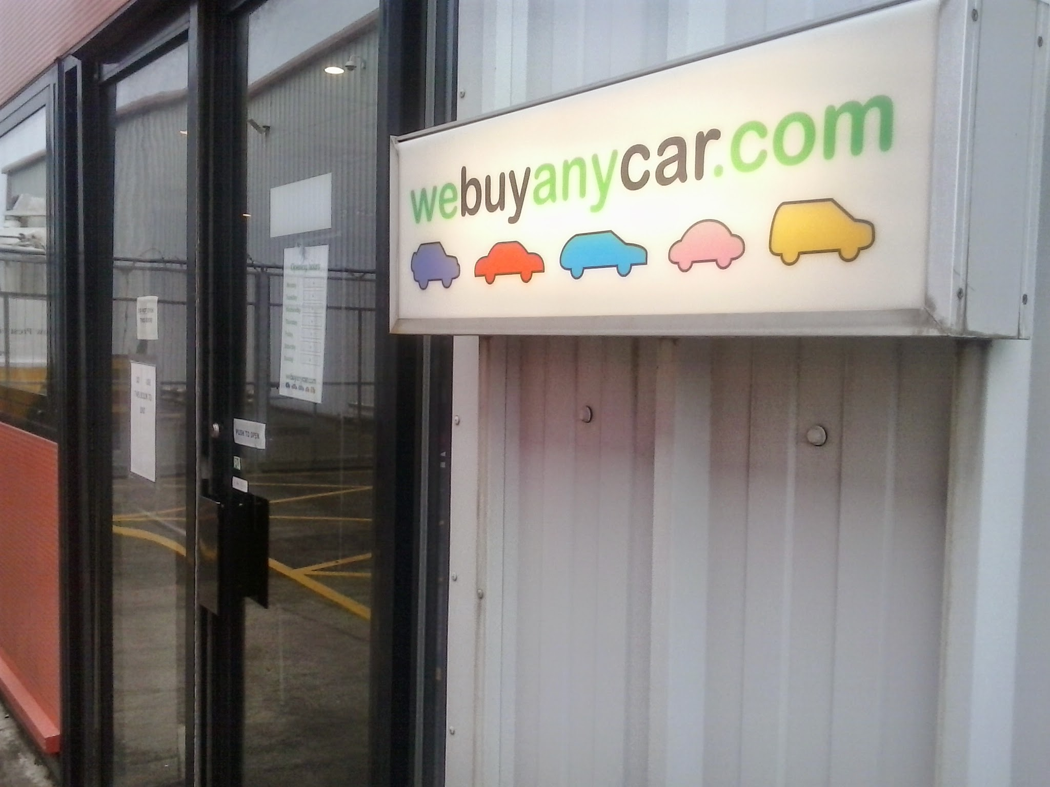 We Buy Any Car Ayr, Ayr