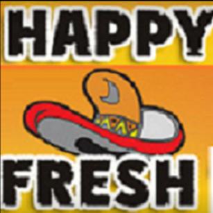 Happy Fresh Taco ????