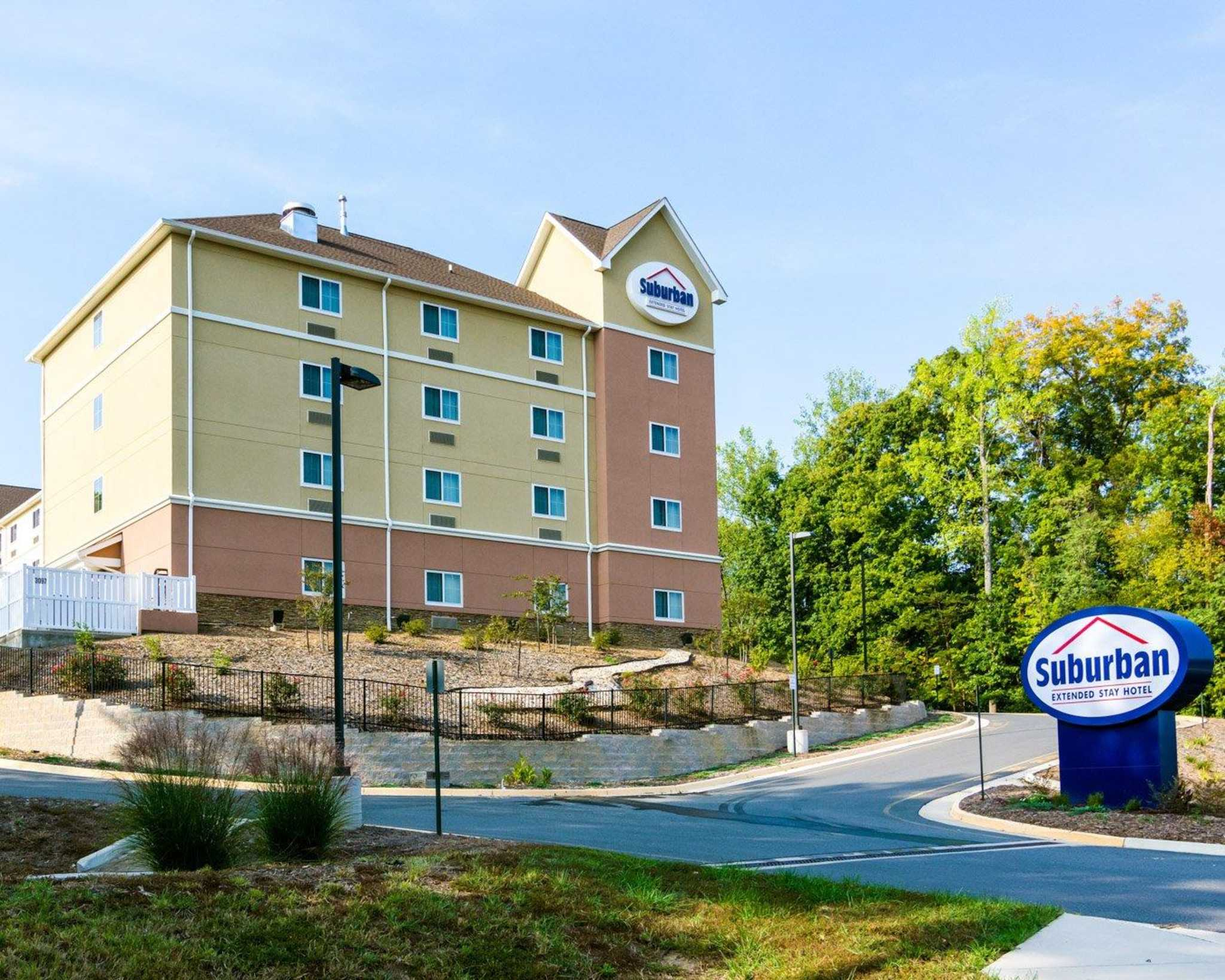 Suburban Extended Stay Hotel Quantico  Stafford Virginia  Va
