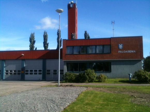 Satakunnan pelastuslaitos Säkylän toimipiste