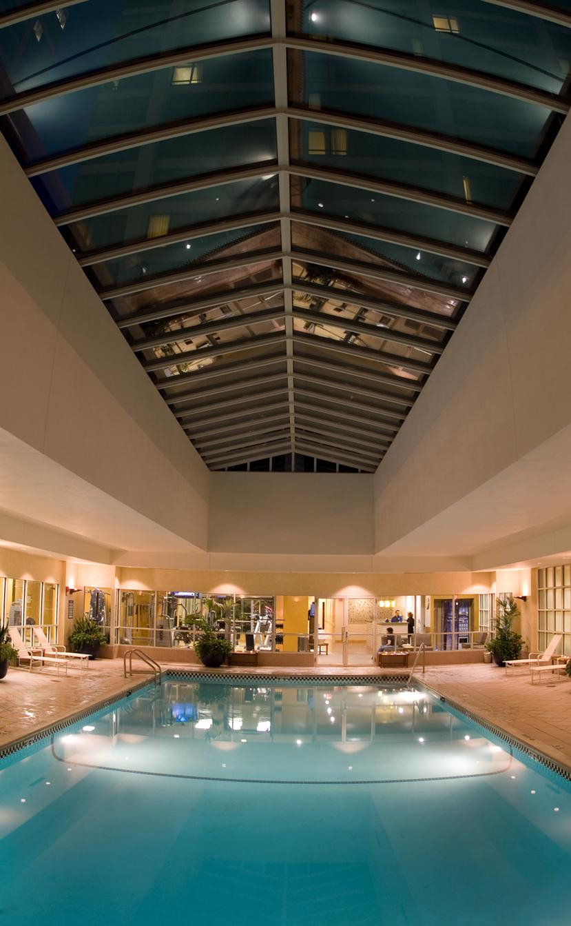 Downtown Portland Hotels With Indoor Pool
