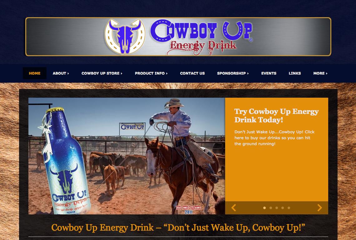 Cowboy Up Energy