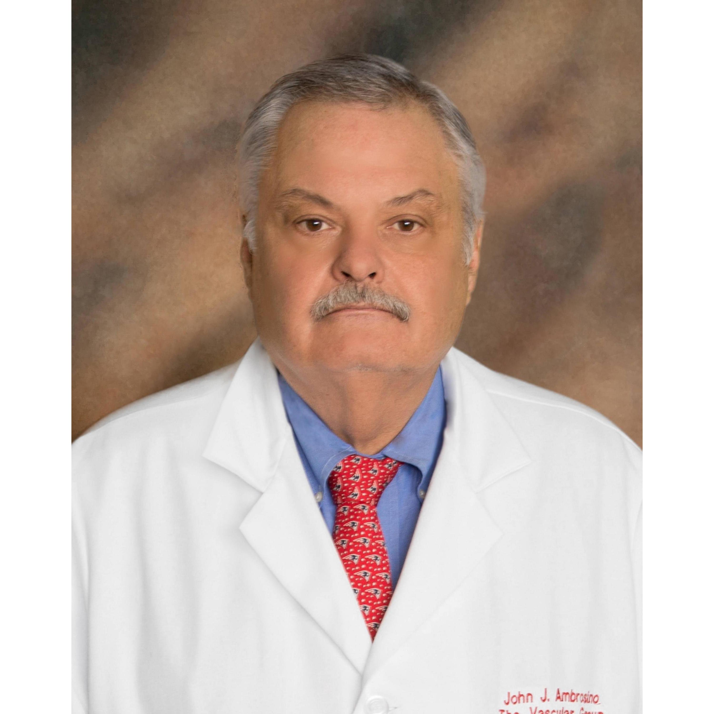 John J Ambrosino, MD