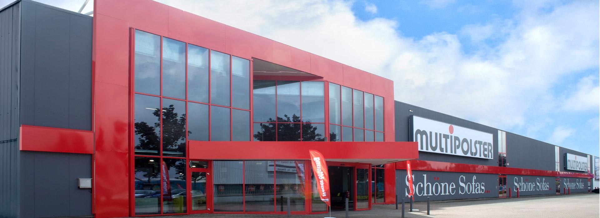 Multipolster -  Dortmund Indupark