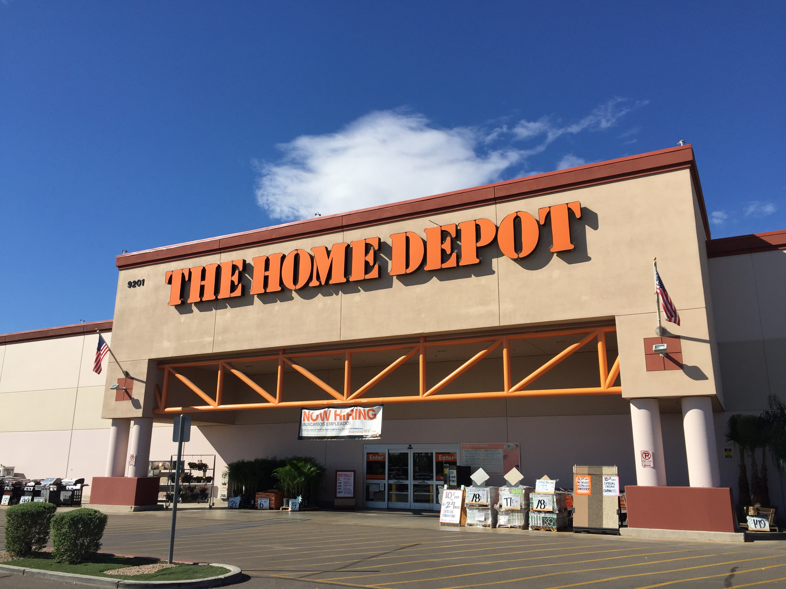 The Home Depot In Peoria Az 85345