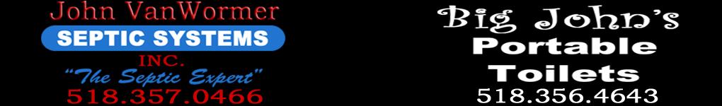 John Van Wormer Septic Systems Inc.