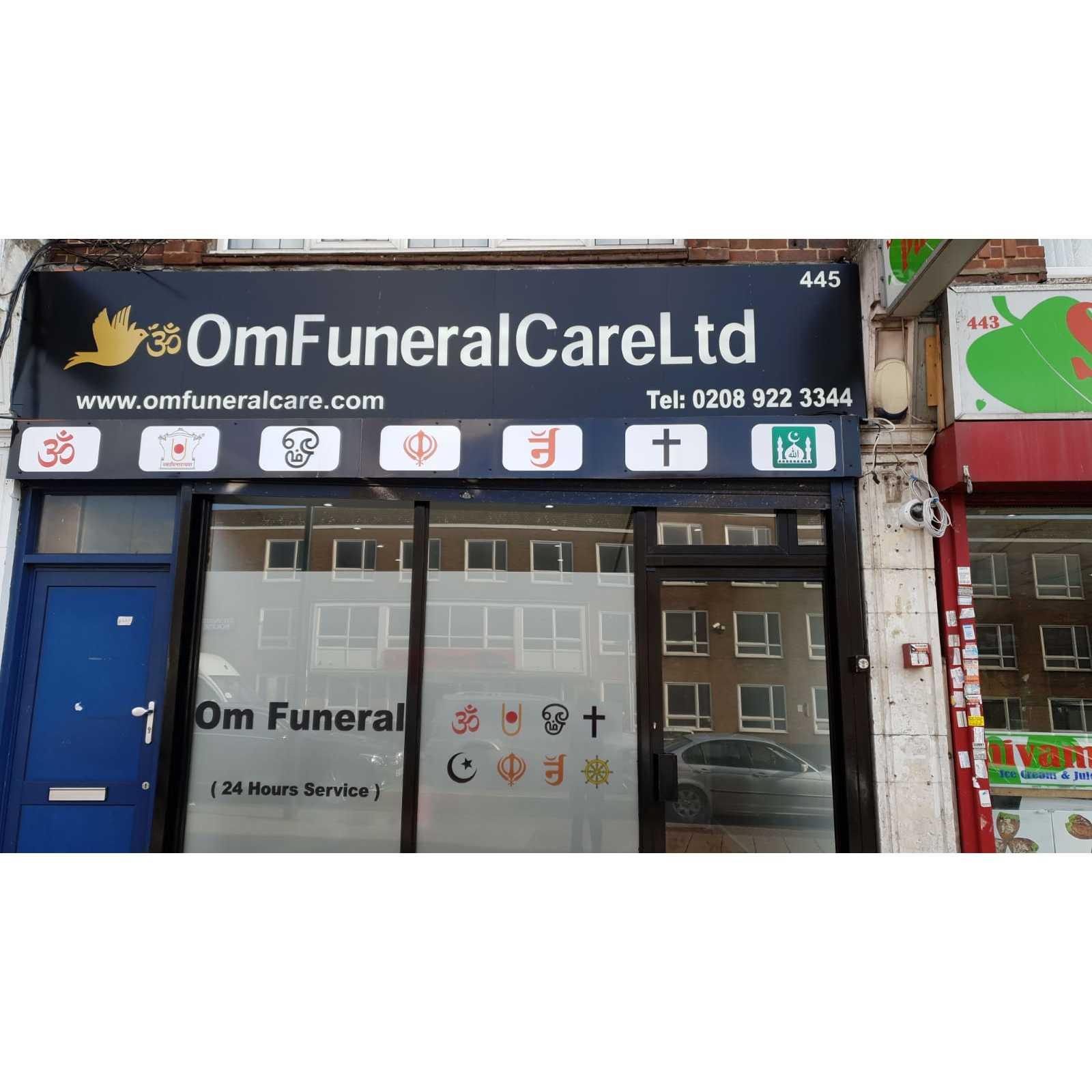 Om Funeral Care Ltd - Harrow, London HA3 0XY - 020 8922 3344 | ShowMeLocal.com