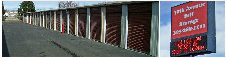 70th Avenue Self Storage image 2